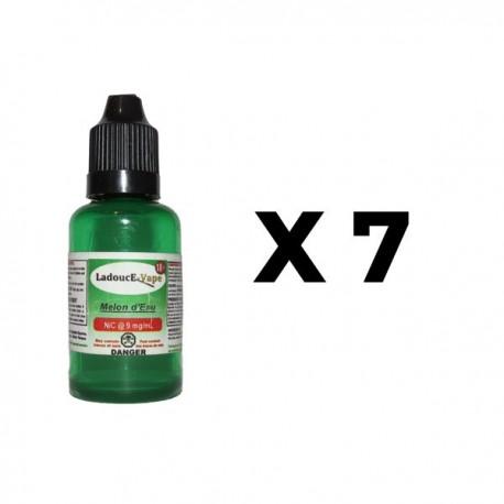 7 saveur à essayer en 10ml